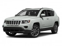 Used, 2015 Jeep Compass Sport, Silver, M8737A-1