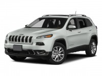 Used, 2015 Jeep Cherokee Limited, Red, M8595B-1