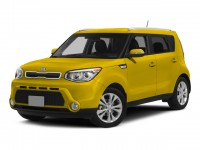 Used, 2015 Kia Soul Exclaim, Yellow, K20195A-1