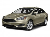 Used, 2015 Ford Focus S, Gray, L8150A-1