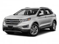 Used, 2015 Ford Edge SEL, Red, SV4923A-1