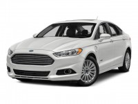 Used, 2016 Ford Fusion Energi SE Luxury, Black, SV4835-1
