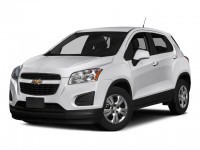 Used, 2016 Chevrolet Trax LS, Gray, K20105A-1