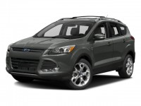 Used, 2016 Ford Escape Titanium, Black, SV4834-1