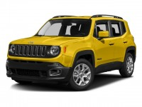 Used, 2016 Jeep Renegade Sport, Red, SV4841-1