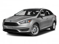 Used, 2016 Ford Focus SE, Silver, 300439-1