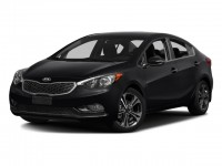 Used, 2016 Kia Forte LX, Black, PL9233-1