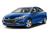 Used, 2016 Chevrolet Cruze LT, Blue, 74435A-1