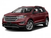 Used, 2016 Ford Edge SEL, Brown, C03672-1