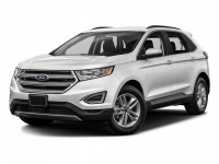 Used, 2016 Ford Edge SEL, White, SV5054-1