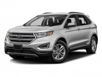 Used, 2016 Ford Edge Titanium, Black, PV10970-1