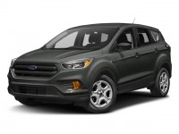 Used, 2017 Ford Escape SE, Gray, SV4681-1
