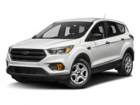 Used, 2017 Ford Escape S, Orange, SV4837-1