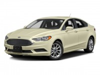 Used, 2017 Ford Fusion S, Gold, SV4656-1