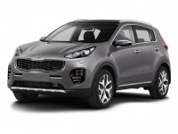 Used, 2017 Kia Sportage EX, Orange, PL9220-1