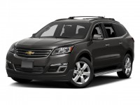 Used, 2017 Chevrolet Traverse LT, Gray, 74404B-1