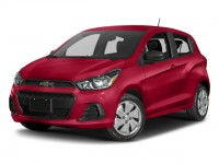 Used, 2017 Chevrolet Spark LS, Red, TC720373-1