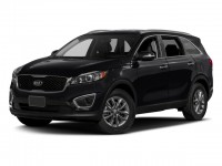 Used, 2017 Kia Sorento LX, Purple, PA9298-1