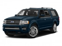 Used, 2017 Ford Expedition El Limited, Black, SV4690-1