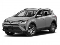 New, 2017 Toyota RAV4 LE FWD, Silver, 0D284025-1