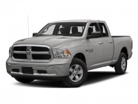 Used, 2017 Ram 1500 SLT, Gray, MP3114-1