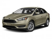 Used, 2017 Ford Focus SE, Black, M9082A-1