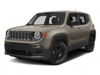 Used, 2018 Jeep Renegade Sport, White, SV4855-1