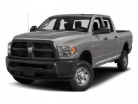 New, 2018 Ram 2500 Tradesman, White, M8714-1