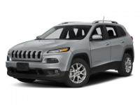 Used, 2018 Jeep Cherokee Latitude, Black, M8696A1-1