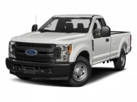 New, 2018 Ford Super Duty F-250 SRW XL, White, L8126-1