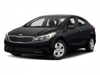 Used, 2018 Kia Forte LX, Black, SV4854-1