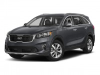 New, 2019 Kia Sorento LX, Black, K191108-1