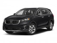New, 2019 Kia Sorento LX, Black, K19583-1