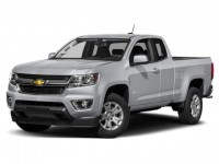 New, 2019 Chevrolet Colorado 2WD Work Truck, Gray, C196114-1