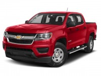 New, 2019 Chevrolet Colorado 2WD LT, Red, K1358123-1