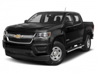 New, 2019 Chevrolet Colorado 4WD Work Truck, Black, C196115-1