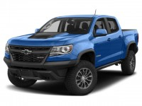 New, 2019 Chevrolet Colorado 4WD Work Truck, Blue, C196150-1