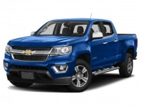 New, 2019 Chevrolet Colorado 4WD Work Truck, Blue, C196149-1