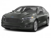 New, 2019 Ford Fusion SE, Red, L9214-1