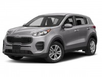 New, 2019 Kia Sportage LX, Blue, K191208-1