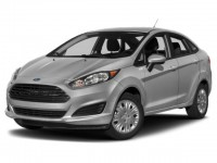 New, 2019 Ford Fiesta SE, Silver, C10219-1