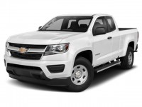 New, 2020 Chevrolet Colorado 2WD Work Truck, White, L1111863-1
