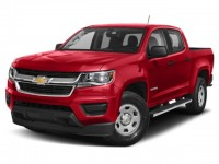 New, 2020 Chevrolet Colorado 2WD LT, Red, -1