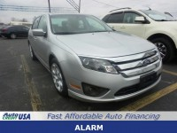 Used, 2011 Ford Fusion SE, Silver, CC8047-1