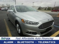 Used, 2013 Ford Fusion SE, Silver, CC8057-1