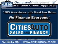 Used, 2008 Chrysler Town & Country LX, Black, P9096-1
